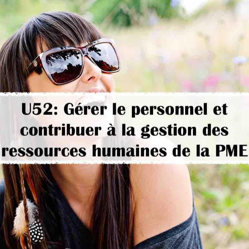 BTS_GPME_U52-GRH-gerer-le-personnel-contribuer-a-la-gestion-des-ressources-humaines